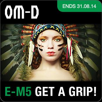 Olympus E-M5_Bonus_HLD-6 Promotion